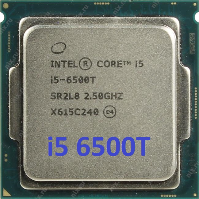 I5 6500T ( 2.50GHz / 6M / sk1151 )