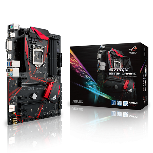 Main Asus Strix B250H  Gaming socket 1151v1