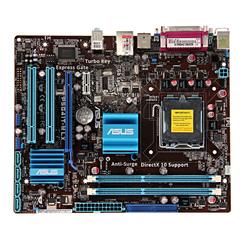 G41 DDR3 ASUS