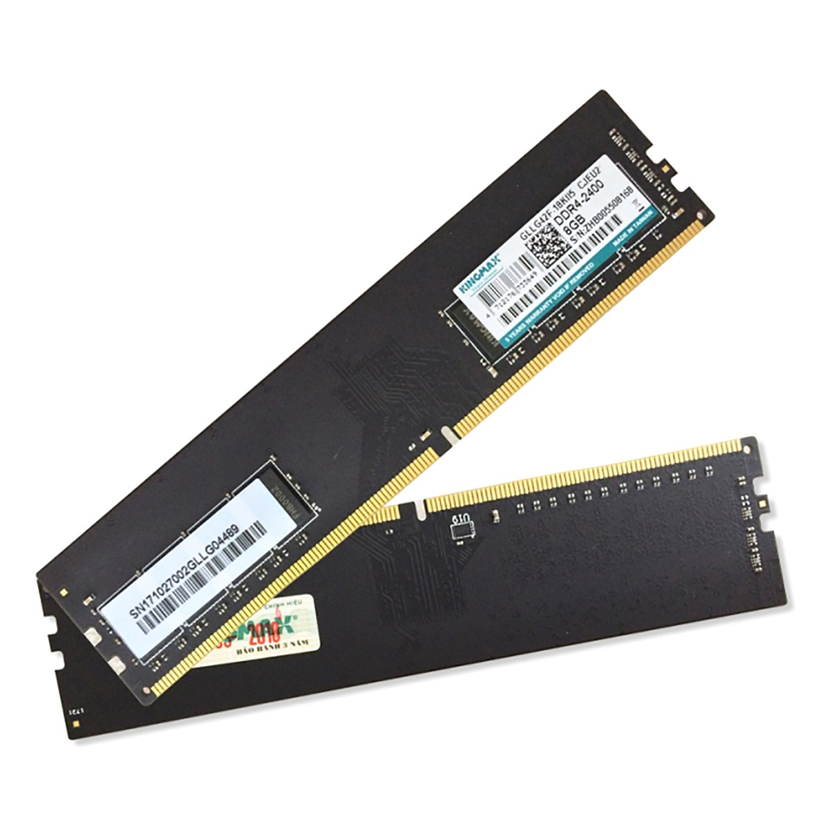 DDR4 Kingmax 8GB buss 2400