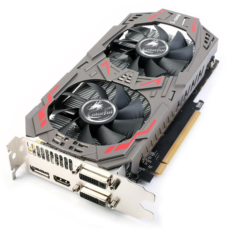 Coloful GTX 960-2gd5 (bh đến 12-2019)
