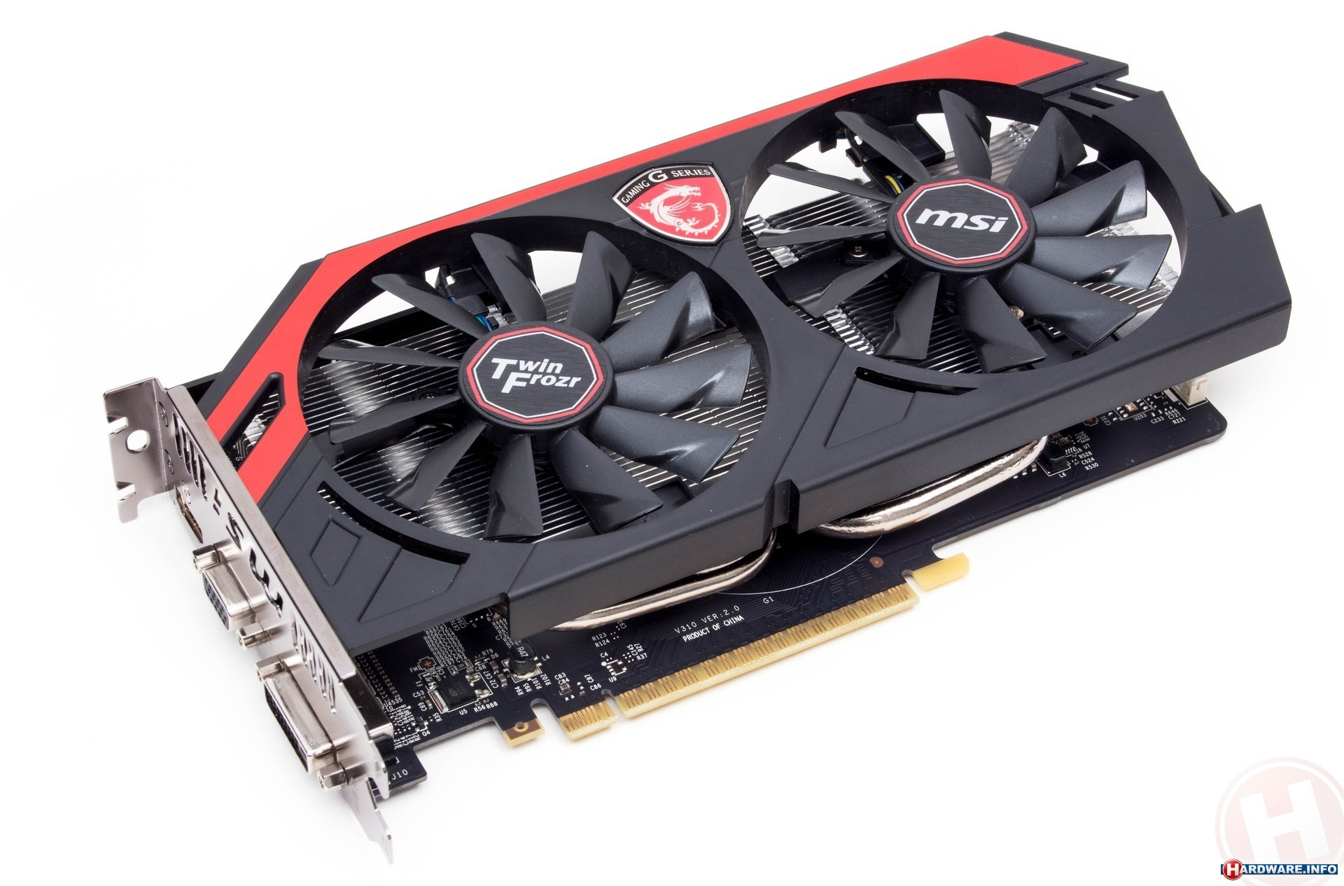 MSI GTX 750 TF 1GD5/OC