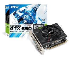 VGA MSI GTX 650 PE 1GD5 full game online